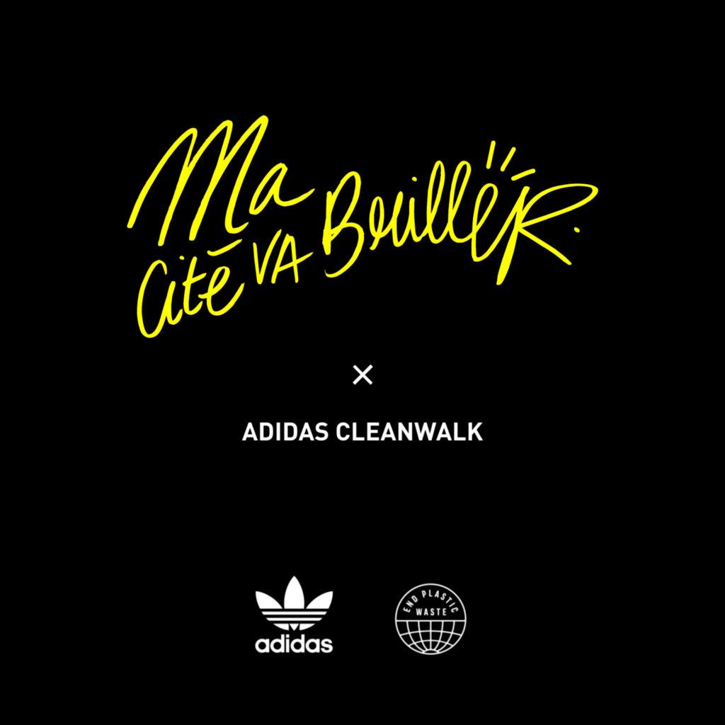 Adidas X Espoir et Création